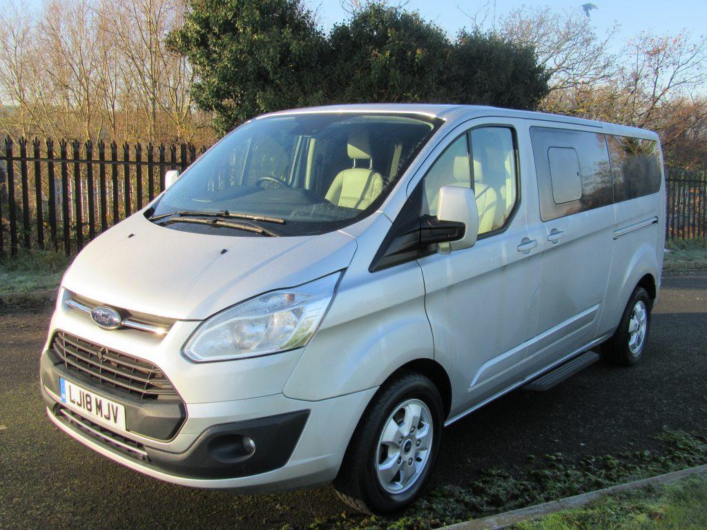 9 Seater Ford Minibus